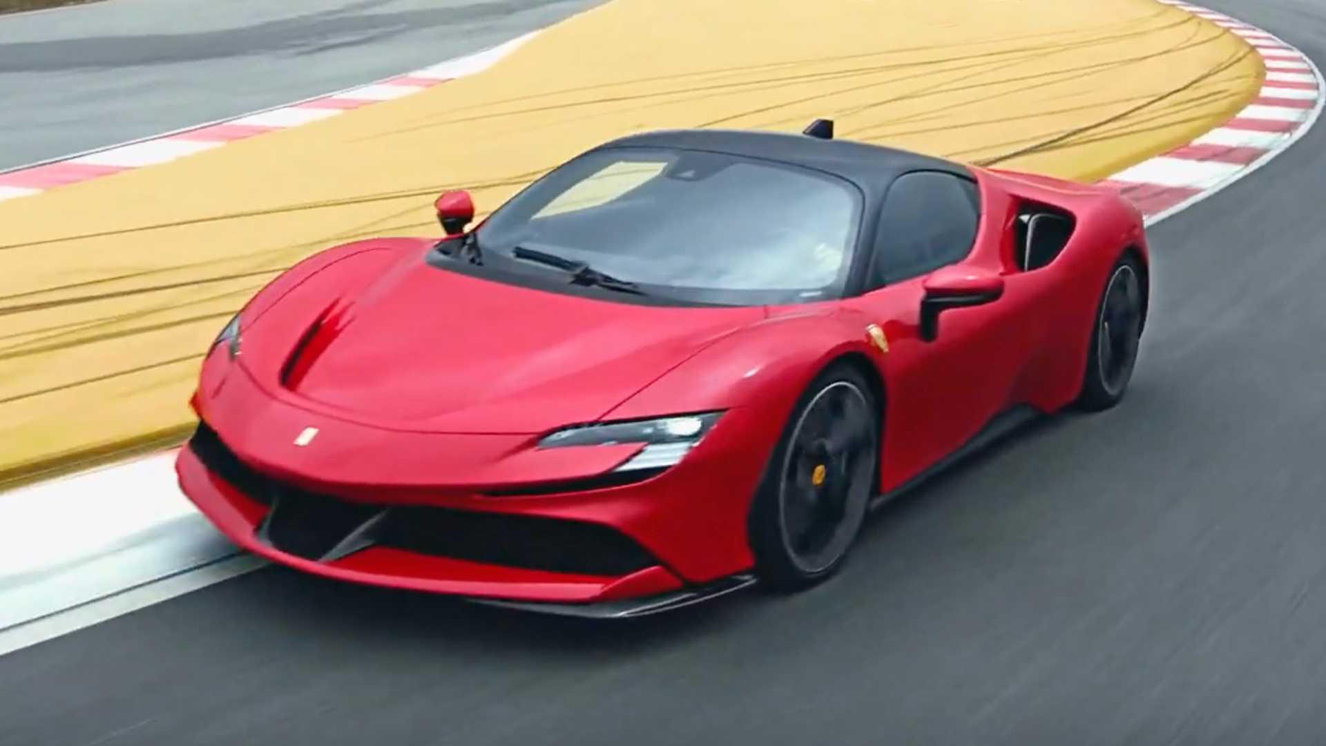 Not Quicker Than A Ferrari SF90 Stradale