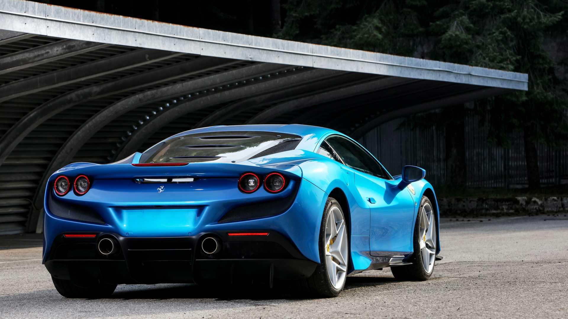 Ferrari F8 Tribute