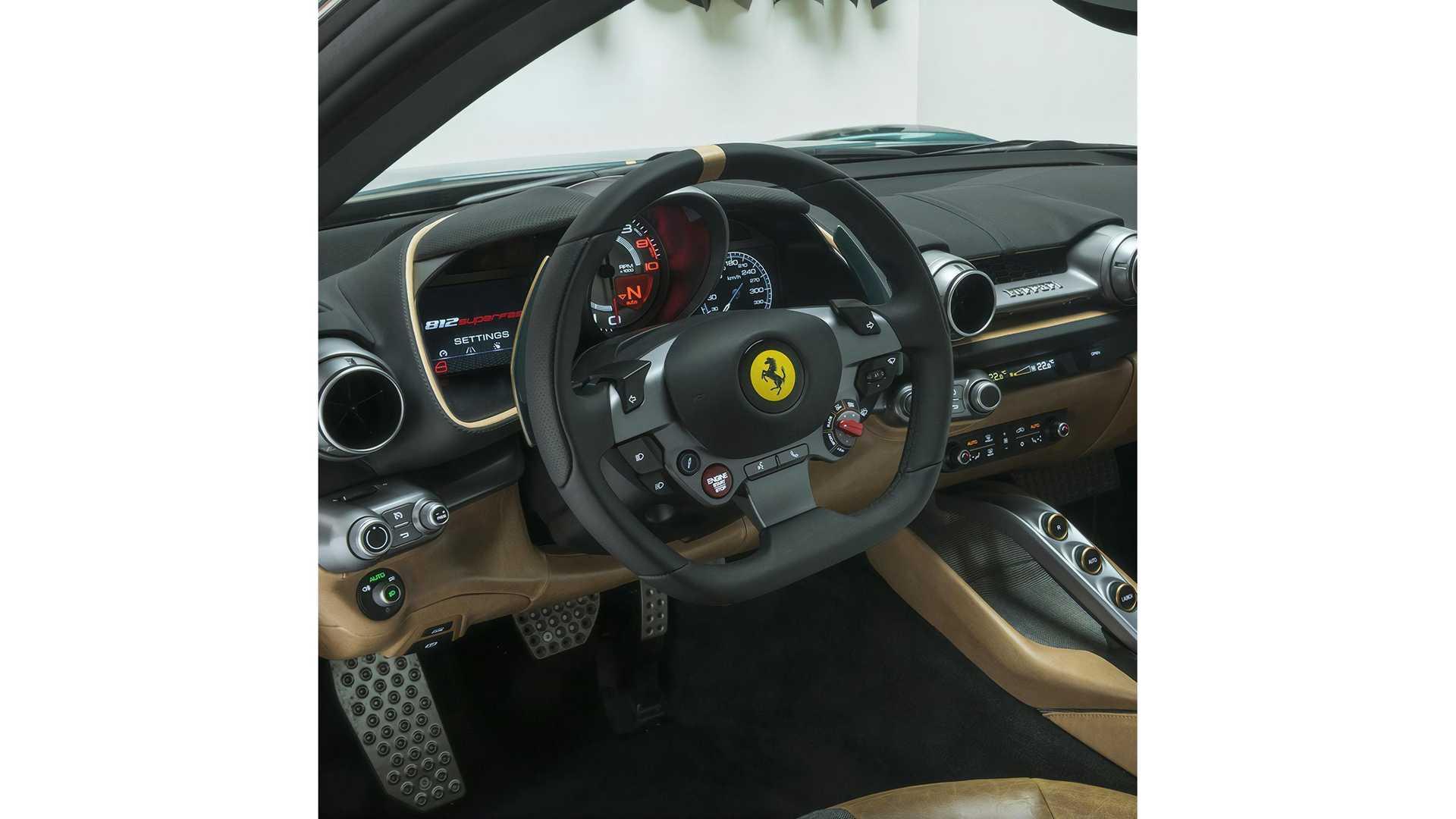 Ferrari Tailor Made 812 Superfast