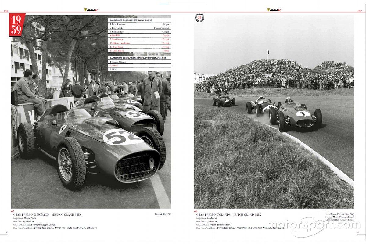 An excerpt from Ferrari 1000 GP - The Official Book