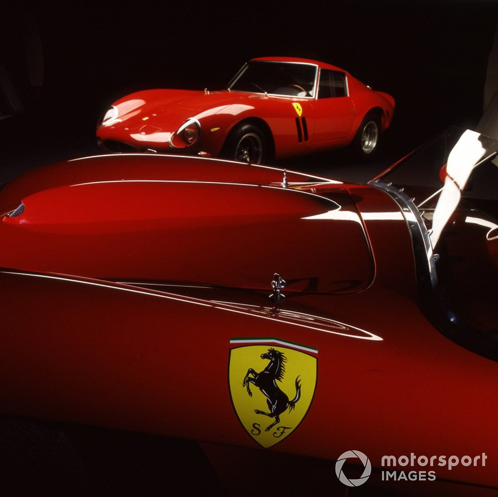 Motorsport Images acquires major Ferrari image Collection