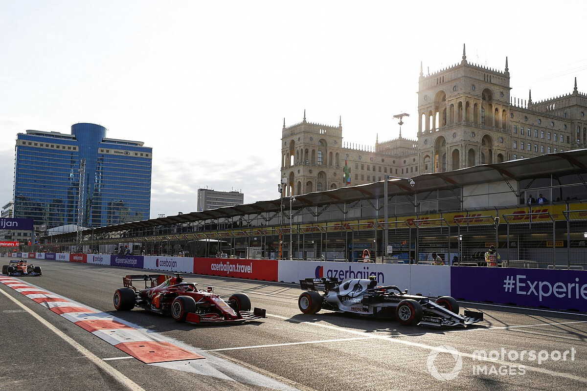 Binotto 'expected something better' from Ferrari in Baku GP