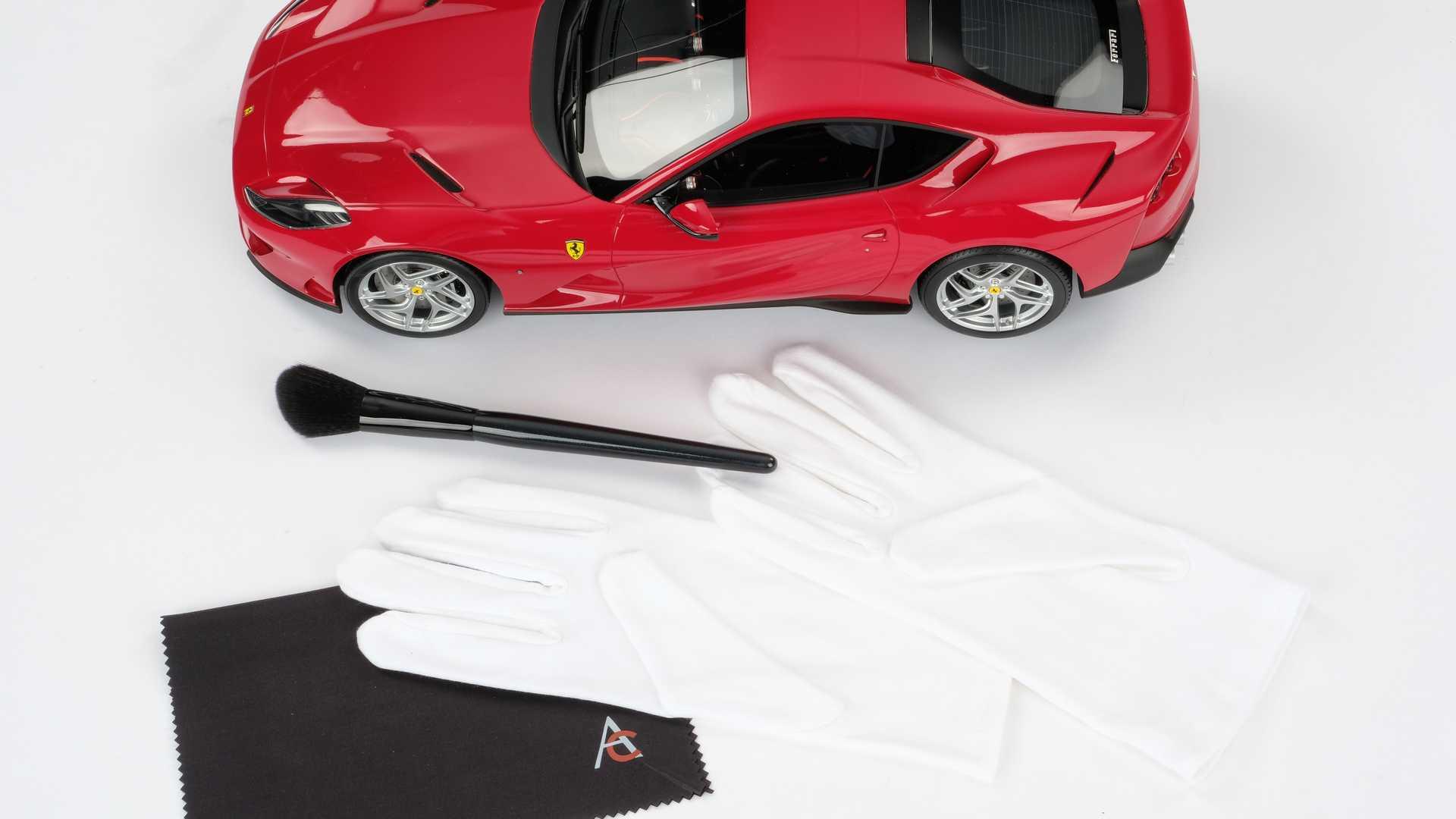 Ferrari 812 Superfast Scale Model By Amalgam