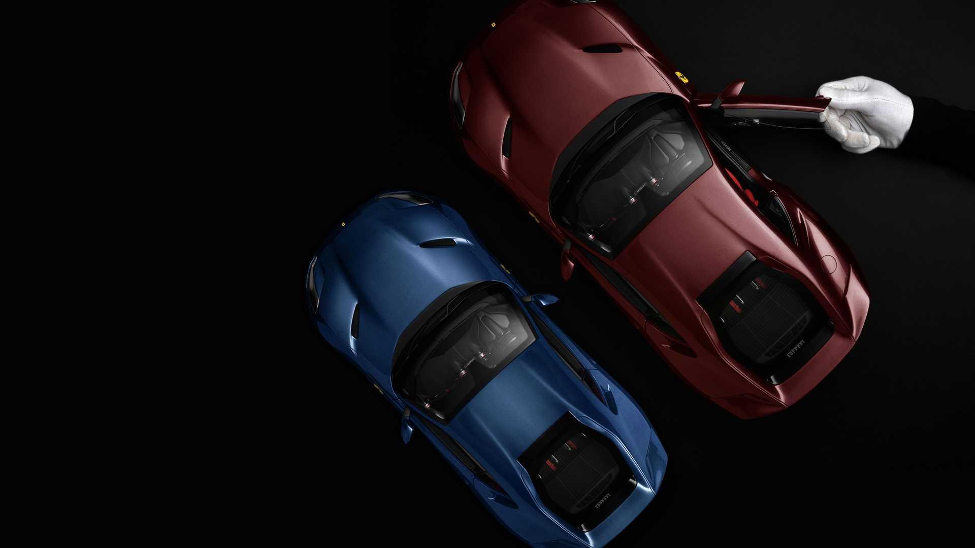 Ferrari Amalgam Scale Models