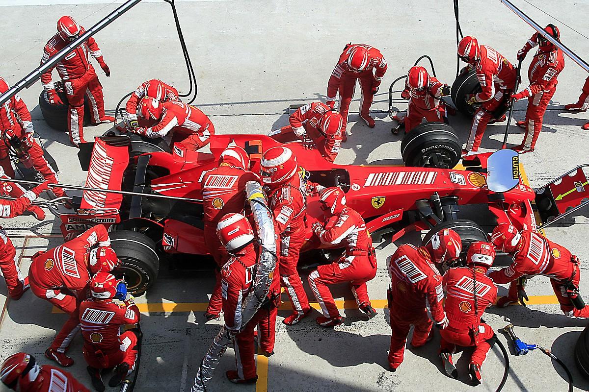 Leclerc: Flat-out sprint like F1's refuelling era